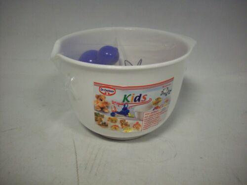 2494 Oetker Kids Kinderbackset mit Rührschüssel Dr