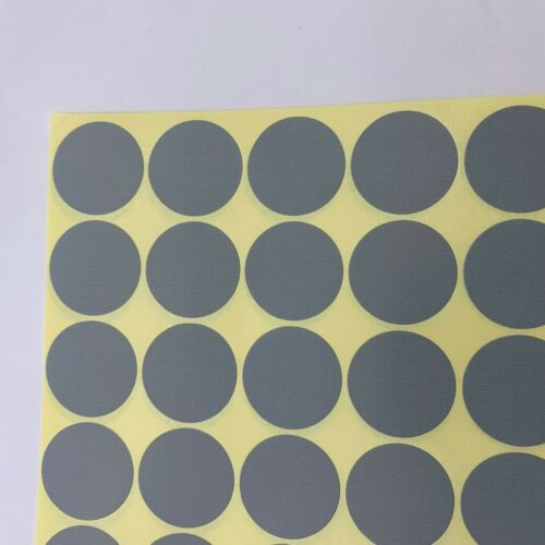 Sheets Any Size Coloured Dot Stickers Round Spot Circles Dots Paper Labels