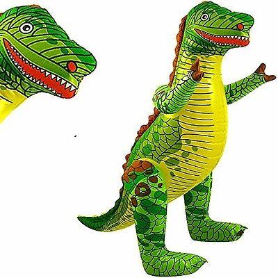 German Trendseller®- Aufblasbarer Dino XXL┃Wasserball┃Kinder┃Pool Ball ┃ T-Rex