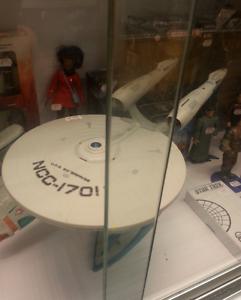 STAR TREK *1 Enterprise 1701 Nice Enterprise 1701 from 2000's movies why not**