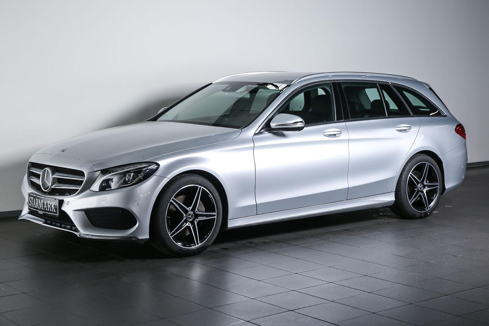 Mercedes-Benz C220 d 2,2 AMG Line stc. aut.