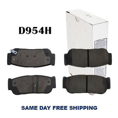 100/% New Ceramic Front /& Rear Brake Pads for KIA SORENTO 2003-2009