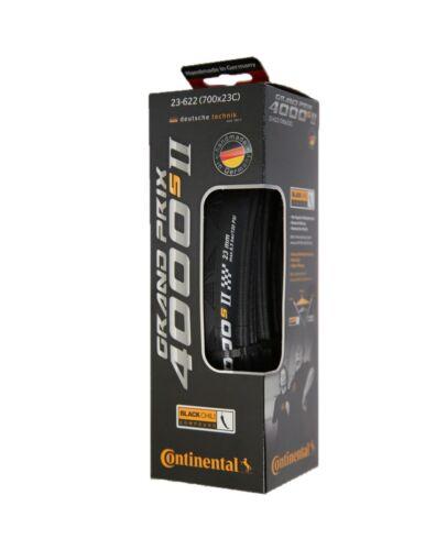 Continental Grand Prix 4000 SII 700 23c 25c 28c Road Bike Folding Tires