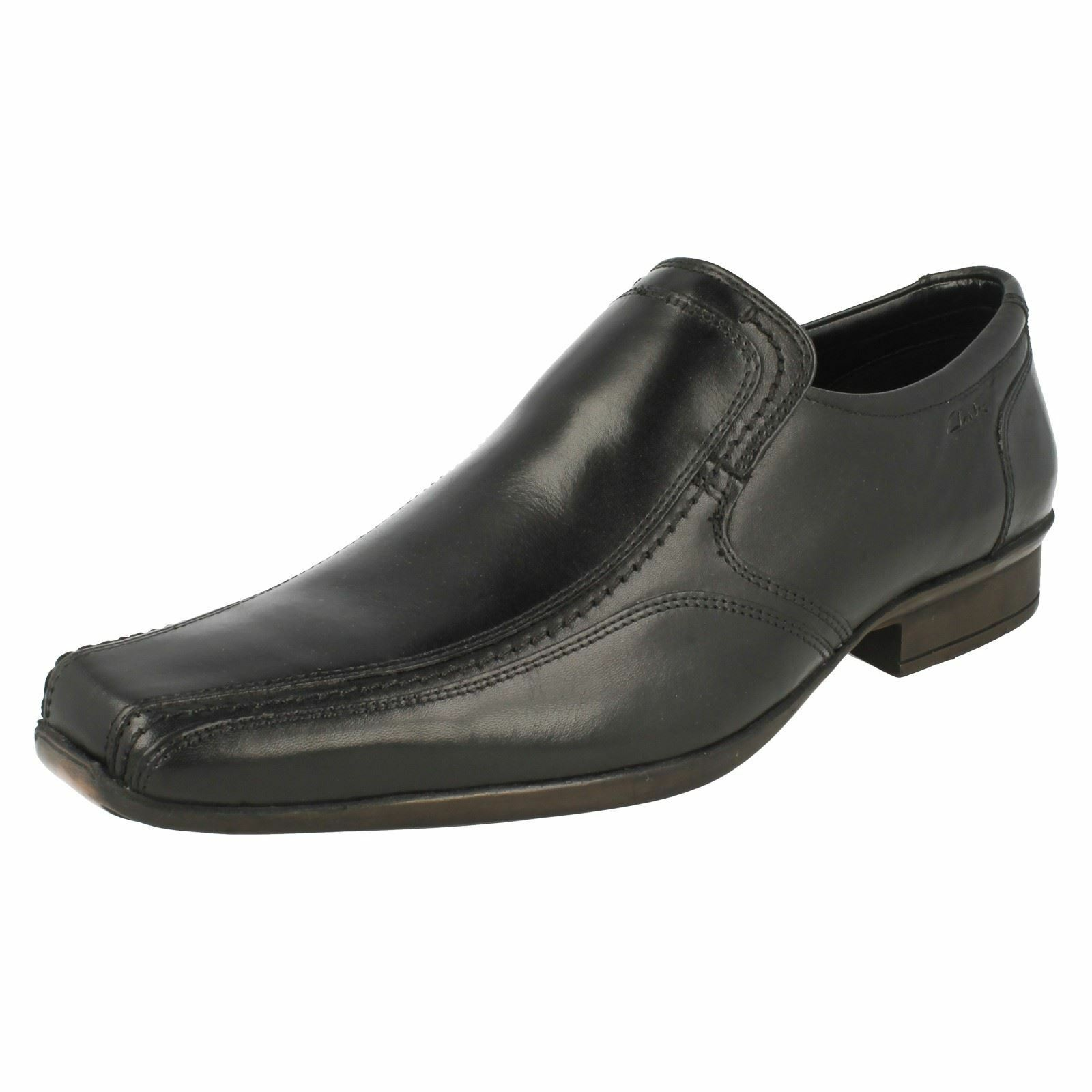 'Mens Clarks' Formal Slip On shoes - Affix Step