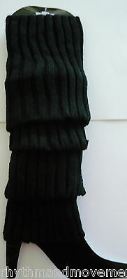 Dance Costume Leg Warmers Lots of Bright Colours 70s 80s Disco