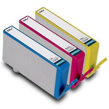 3PK HP 920xl Ink for 6000 6500 6500a Plus 7000 7500a CD972AN CD973AN CD974A