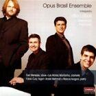 Villa Lobos Opus Brasil Ensemble 8436003801030 CD
