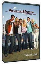 Newport Harbor The Real Orange County: Complete MTV TV Series Box/DVD Set NEW!