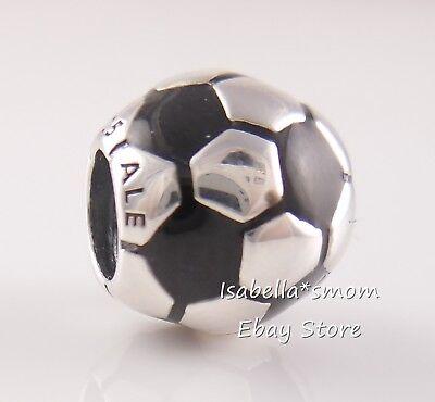 ciondolo pandora palla da calcio
