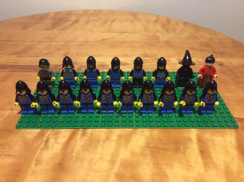 Lego Castle, Kæmpe hær