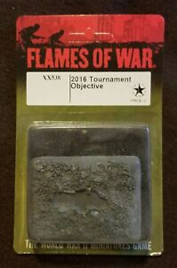 Flames of War - XX538 2016 Tournament Objective - OOP - Raising the Flag on Iwo