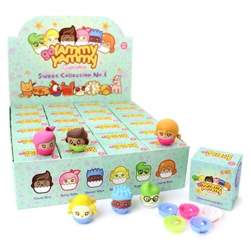 1 Box Random Go Yammy Yammy Cupcakes Mystery Blind Box