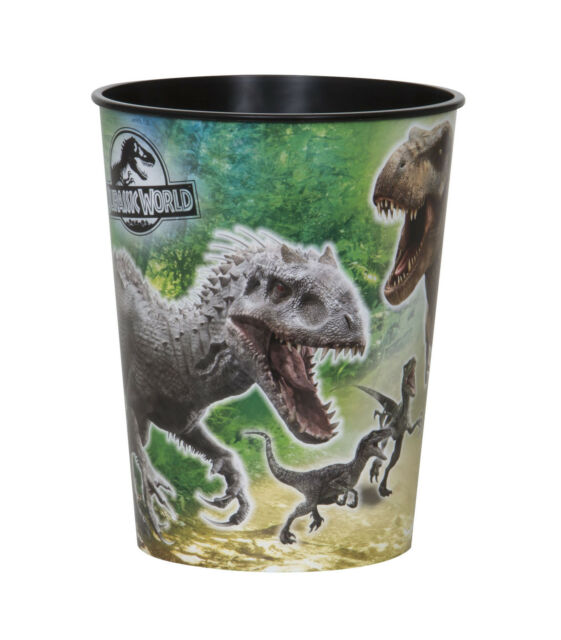 "1 x Jurassic World 16"" Cup"