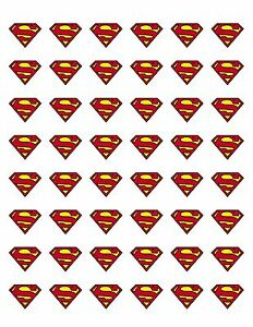 48-SUPERMAN-SEALS-LABELS-STICKERS-ENVELOPE-1-2-034-ROUND