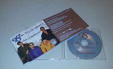 Single CD  98° And Stevie Wonder - True To Your Heart  3.Tracks 1998 MCD SO 12