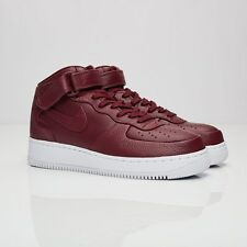 1ab947df8672a item 1 Nike Air Force 1 Mid 819677-661 Night Maroon Men Size US 4.5 NEW 100%  Authentic -Nike Air Force 1 Mid 819677-661 Night Maroon Men Size US 4.5 NEW  ...