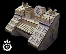 wooden multi-function work station/paint rack/storage land raider