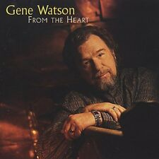 Gene Watson - From the Heart [New CD]