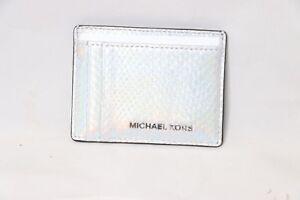 d438978c4616 Image is loading MICHAEL-Michael-Kors-Money-Pieces-Card-Holder-Wallet-