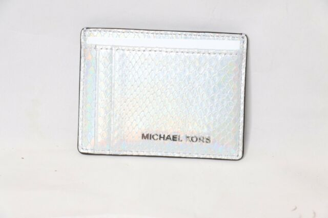 8b0cc0581cb6 MICHAEL Michael Kors Money Pieces Card Holder Wallet Money Pieces - Rainbow