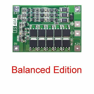New upgrade 3s//40a bms 11.1v//12.6v 18650 lithium battery protection board HQ