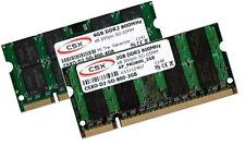 "4 GB + 2 GB 6 GB DDR2 800 MHz Apple iMac 8.1 20 2008 iniziali di RAM memoria SO-DIMM ""24"""