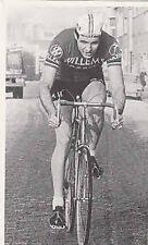 LEEN POORTVLIET Cyclisme 60s WILLEM II Gazelle Ciclismo Wielrennen radsport vélo