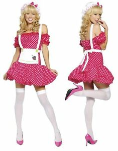 Summer-Sweet-Strawberry-Cupcake-Costume-S-M-Rag-Doll