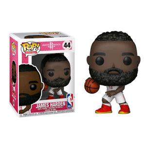 NBA-Basketball-Houston-Rockets-James-Harden-Pop-Vinyl-Figure-NEW-Funko