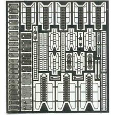 Pi�ces détail (portes escaliers échelles en différentes tailles) 1/200