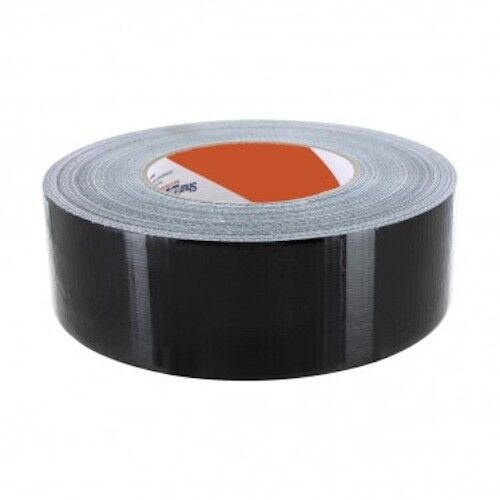 10 mil Shurtape PC618 Cloth Duct Tape Performance Grade 2 in x 60 yd Black