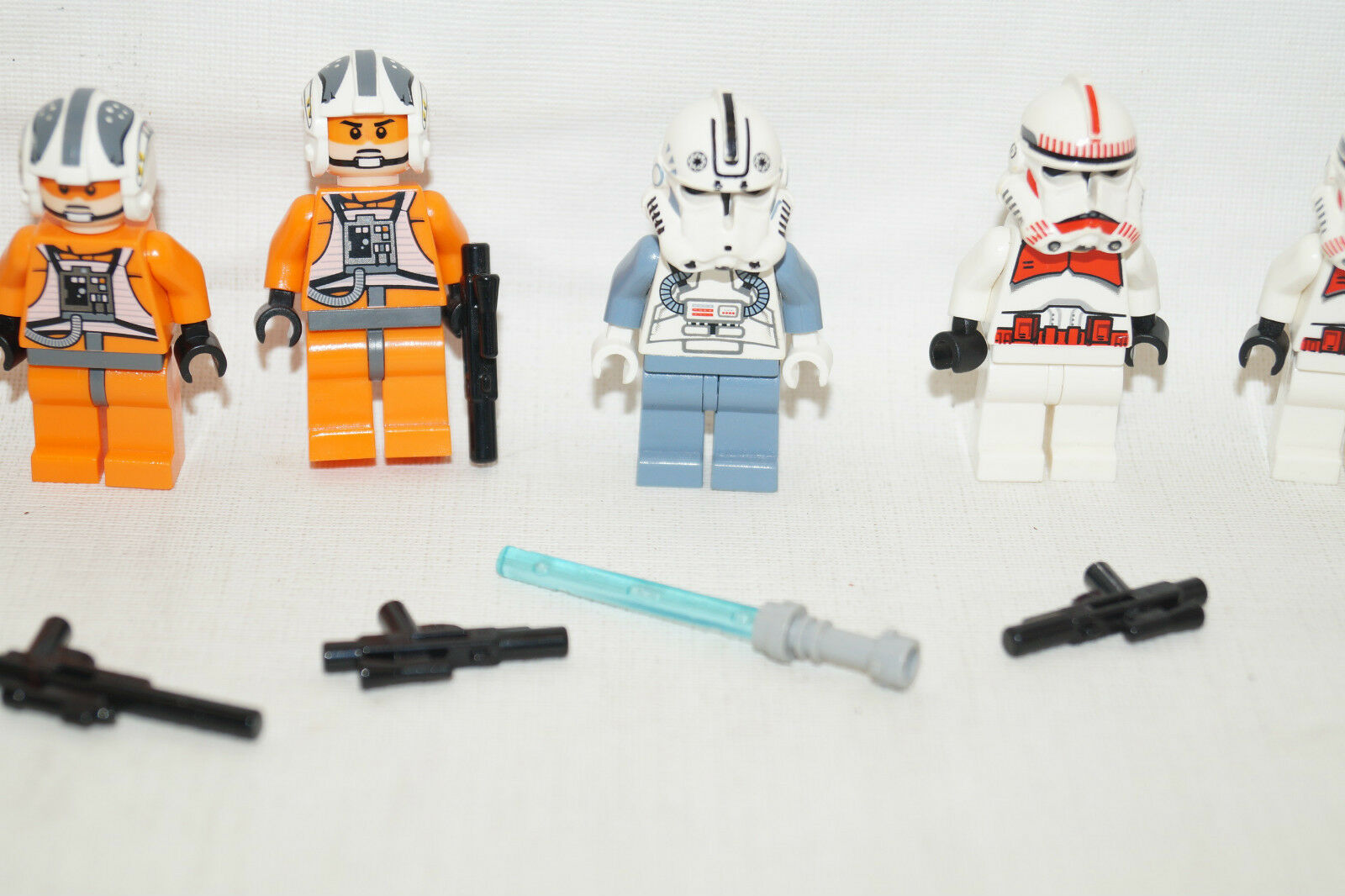 LEGO Star Wars 8 8 8 Piloten Rebel Clone Pilot 9de7c4