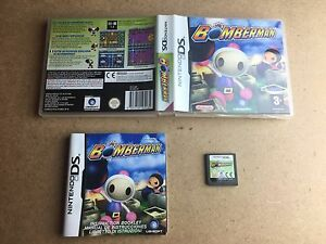Bomberman-Nintendo-DS-NDS-TESTED-WORKING-UK-PAL