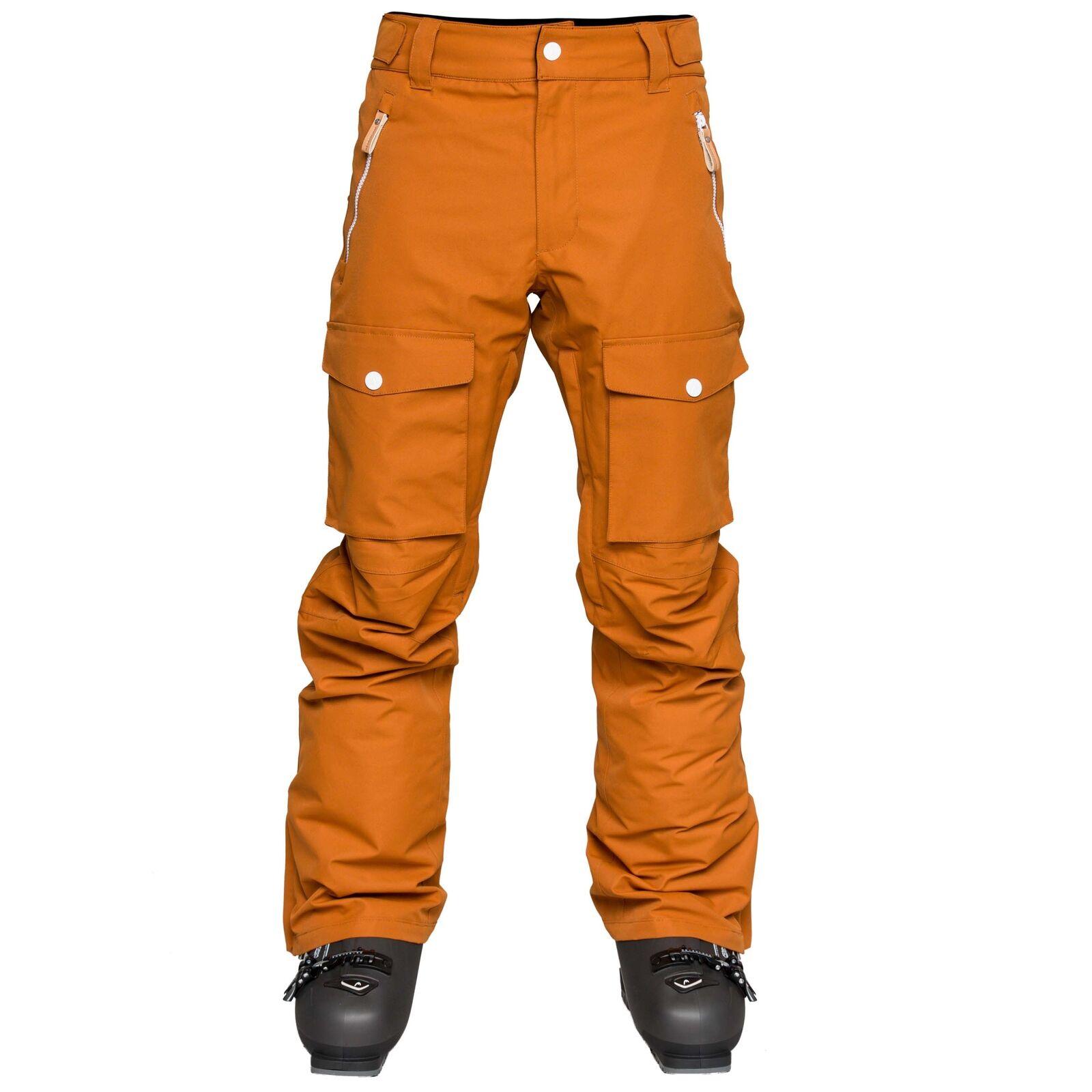 Wear a Colori Neve da Uomo Pantaloni Da Sci Neve Colori VOLO Adobe 6e71d0