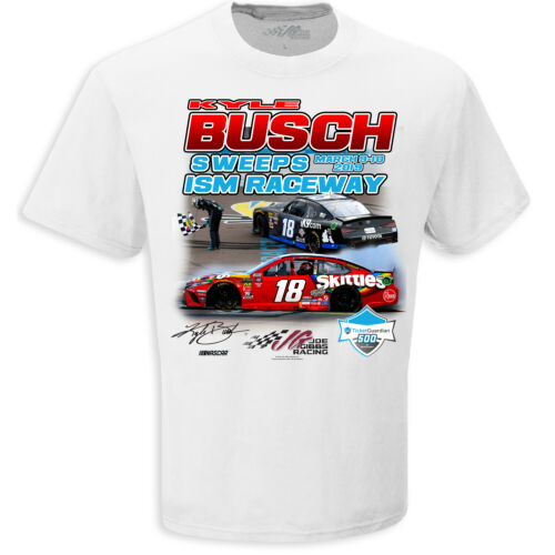 Kyle Busch 2019 #18 Phoenix Win Shirt New Free Ship Instock