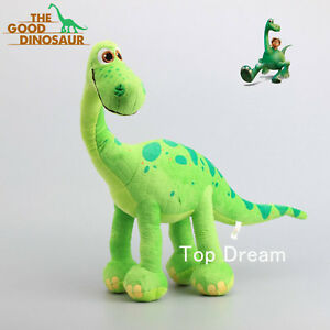 Movie-The-Good-Dinosaur-Arlo-Green-Plush-Toy-Soft-Stuffed-Animal-Doll-22-039-039-Teddy
