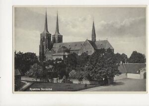 Roskilde Domkirke Denmark Vintage Postcard 078b - <span itemprop='availableAtOrFrom'>Aberystwyth, United Kingdom</span> - I always try to provide a first class service to you, the customer. If you are not satisfied in any way, please let me know and the item can be returned for a full refund. Most purcha - Aberystwyth, United Kingdom