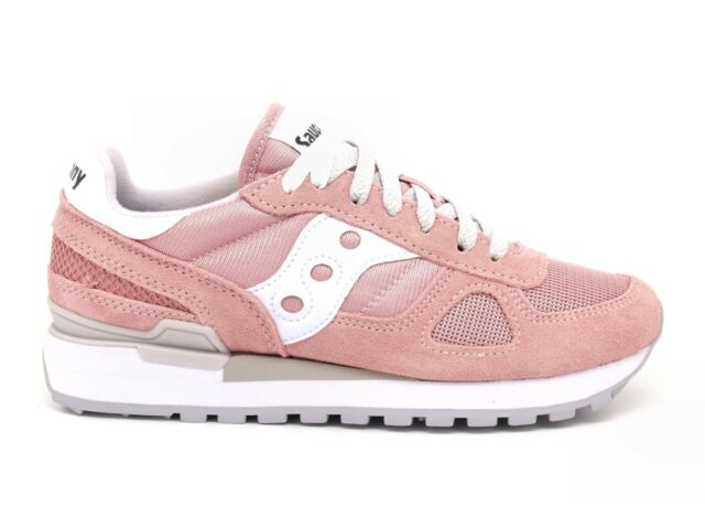 Dettagli su SAUCONY SHADOW ORIGINAL sneakers rosa scarpe donna mod. 1108 722