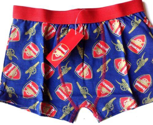 Ragazzi Ufficiale X Store 1 pack Arsenal BAULI BOXER SOLO £ 2.99 GRATIS