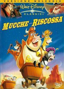 MUCCHE-ALLA-RISCOSSA-2004-dI-Will-Finn-John-Sanford-DVD-EX-NOLEGGIO-DISNEY