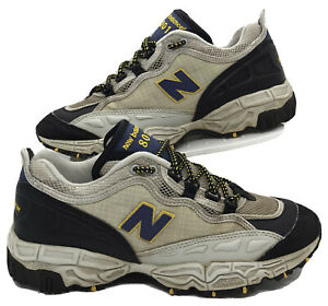 New-Balance-801-All-Terrain-Abzorb-Hiking-Trail-Shoes-Yellow-Blue-Men-s-SZ-11-AA