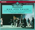 Sergei Prokofiev: War And Peace (CD, Apr-1993, 3 Discs, Philips)