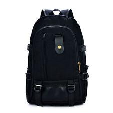 c4fe246ae0af item 5 Mens Military Canvas Leather Satchel School Laptop Shoulder  Messenger Bag Travel -Mens Military Canvas Leather Satchel School Laptop  Shoulder ...
