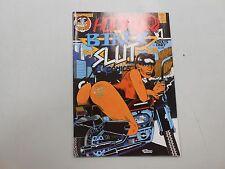 Horny Biker Slut Comics #1 (1990, Last Gasp)! VF7.5-! VERY RARE ADULT INDIE!