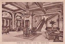 ROMA - HOTEL PLAZA - GRAND HALL
