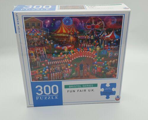 Bristol Series 300 piece Jigsaw Puzzle Fun Fair UK