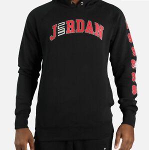994d015aa9cb Nike Air Jordan XI 11 Retro 23 Fleece Pullover Hoodie Sweater Size ...