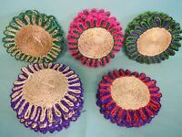 Heat Mat, Hot Pads For Cooking - A Set Of Six Pads -jute Products Of Bangladesh