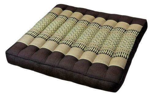 Yoga Meditation Thai Seat Pillow Pads Meditation Cushion Kapok 100/%Filled
