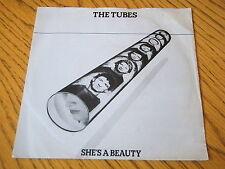"THE TUBES - SHE'S A BEAUTY   7"" VINYL PS"